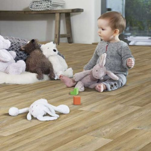 Silk Oak Cushion Vinyl Flooring – 603M_RSH